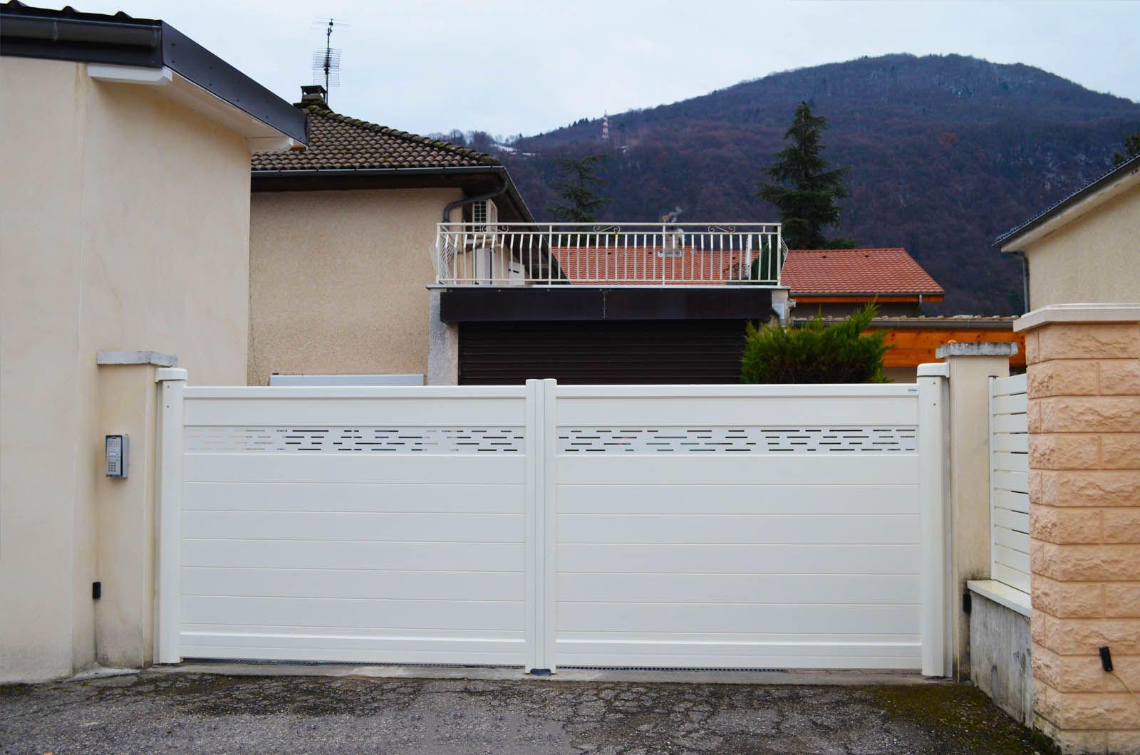Systeme portail electrique beautiful systeme portail - Une seule telecommande pour portail et garage ...